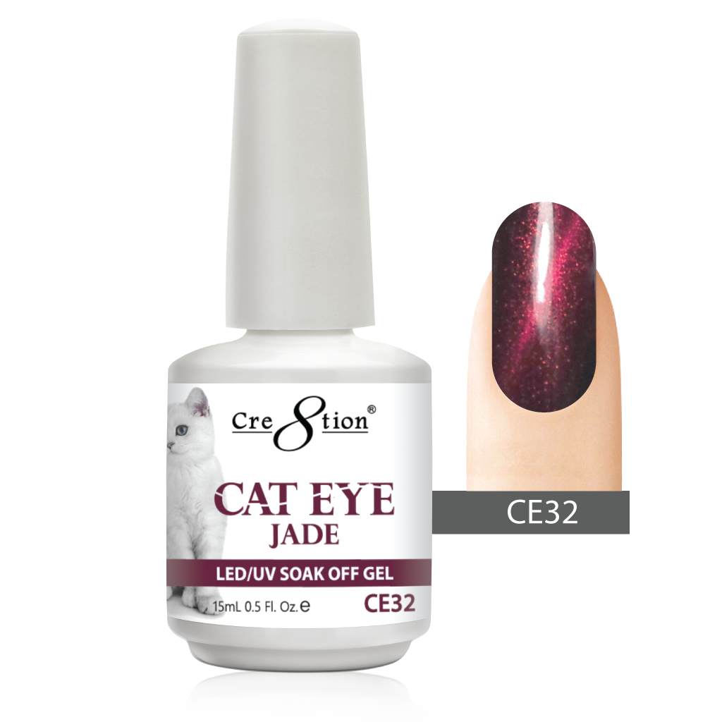 Cre8tion - Cat Eye Jade .5 oz. CE32