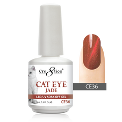 Cre8tion - Cat Eye Jade .5 oz. CE36