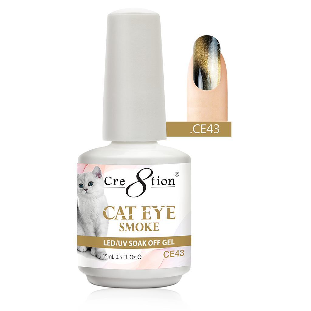 Cre8tion - Cat Eye Smoke .5 oz. CE43