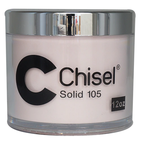 Chisel 2IN1 Acrylic & Dipping - Solid 105 - Refill 12oz