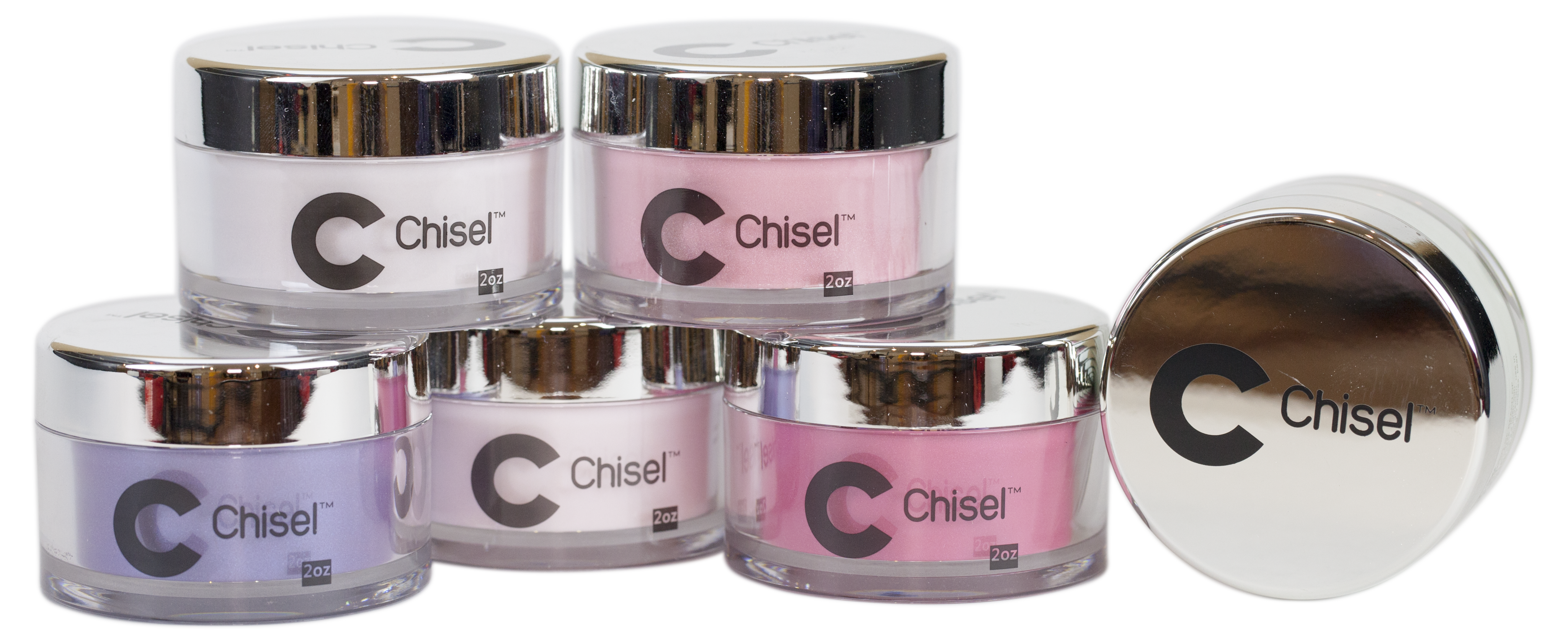 Chisel Nail Art - Ombre Powder - OM3B - 2oz.