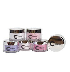 Chisel Nail Art - Dipping Powder -2 OZ  Full Line Of 60 Colors (form 01A - 30A, 01B - 30B)