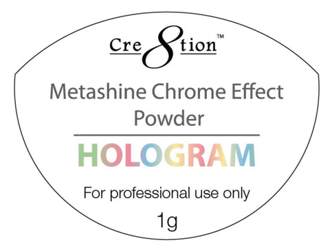 Cre8tion - Metashine - Hologram - 1g