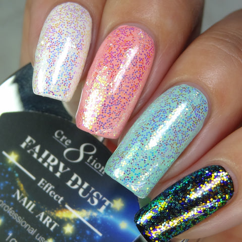 Cre8tion - Nail Art Pigment Fairy Dust 02 - 5g