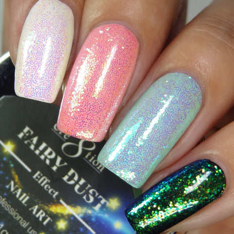 Cre8tion - Nail Art Pigment Fairy Dust 04 - 5g
