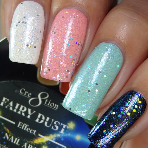Cre8tion - Nail Art Pigment Fairy Dust 07 - 5g