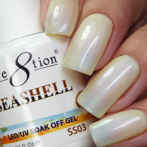 Cre8tion - Seashell Soak Off Gel .5oz SS03