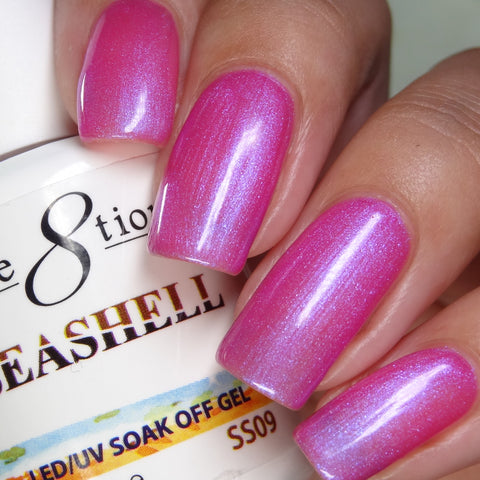 Cre8tion - Seashell Soak Off Gel .5oz SS09