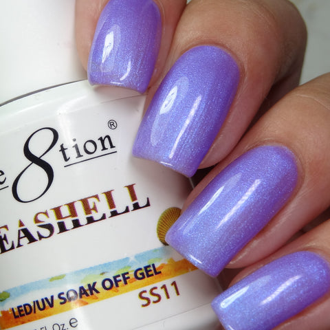 Cre8tion - Seashell Soak Off Gel .5oz SS11