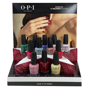 OPI Spring 21 Nail Lacquer 12pc Display
