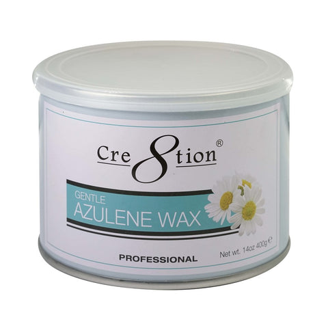 Cre8tion Azulene wax 14 oz 24 pcs./case, 72 cases/ pallet