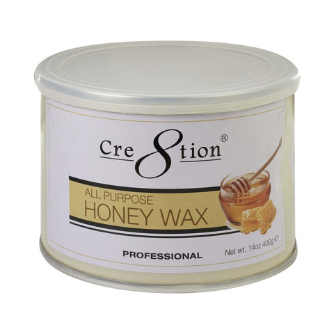 Cre8tion Honey wax 14 oz. 24 pcs./case, 72 cases/pallet