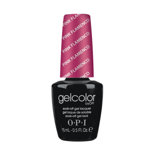 OPI Gel Colors - Pink Flamenco - GC E44