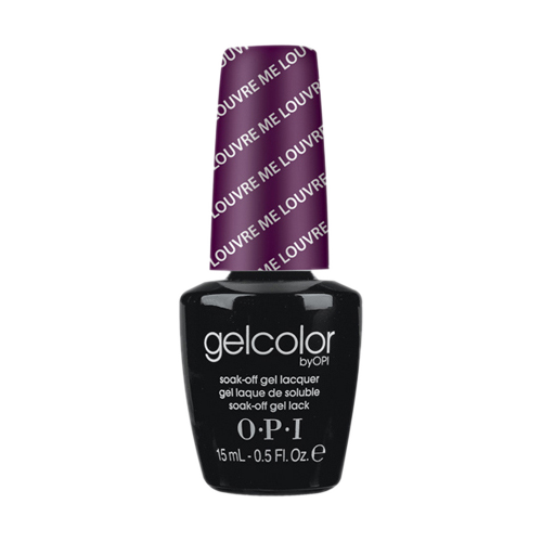 OPI Gel Colors - Louvre Me, Louvre Me Not - GC F13