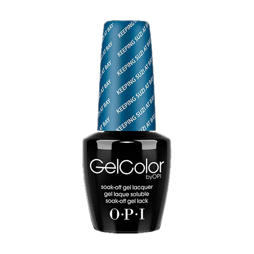 OPI Gel Colors - Keeping Suzi at Bay - GC F57
