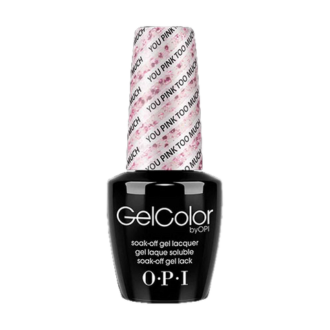OPI Gel Colors - You Pink Too Much - GC G03