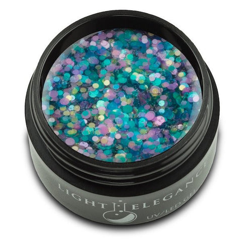 Bubbles - UV/LED Glitter Gel - 17ml
