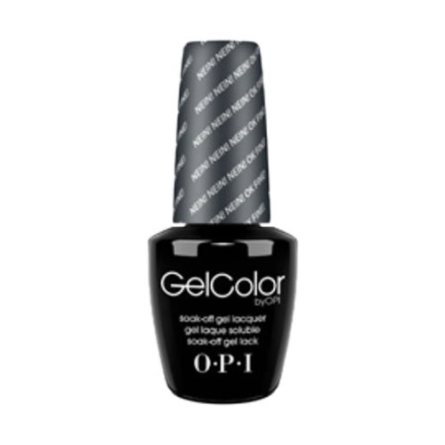 OPI Gel Colors - Nein! Nein! Nein! OK Fine. - GC G21