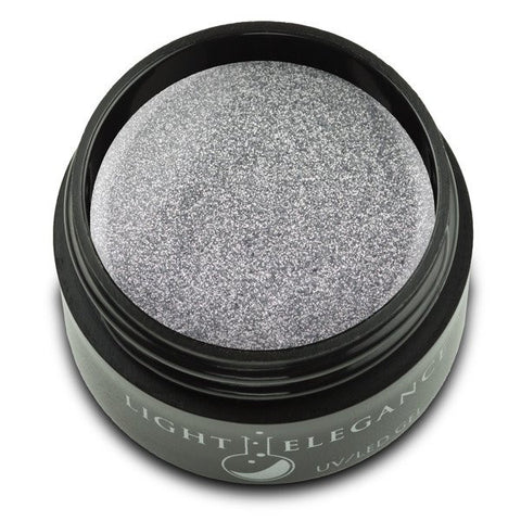 Silver Sparkle - UV/LED Glitter Gel - 17ml