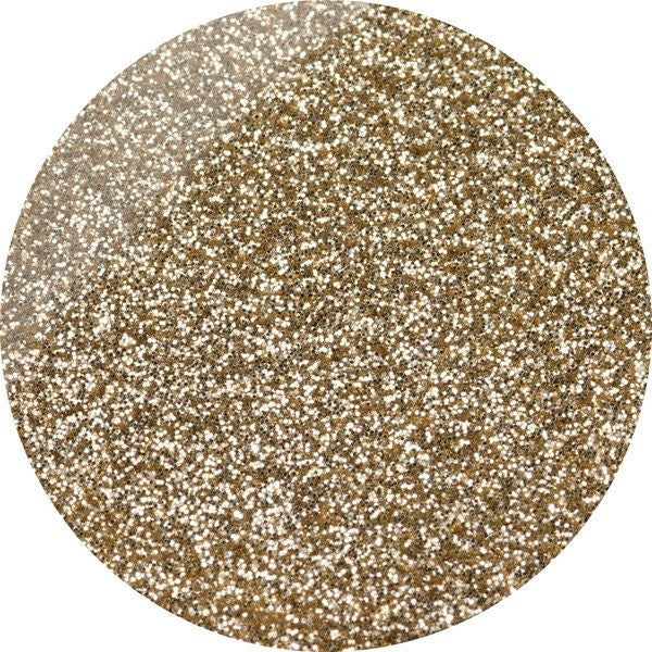Gold - UV/LED Glitter Gel - 17ml