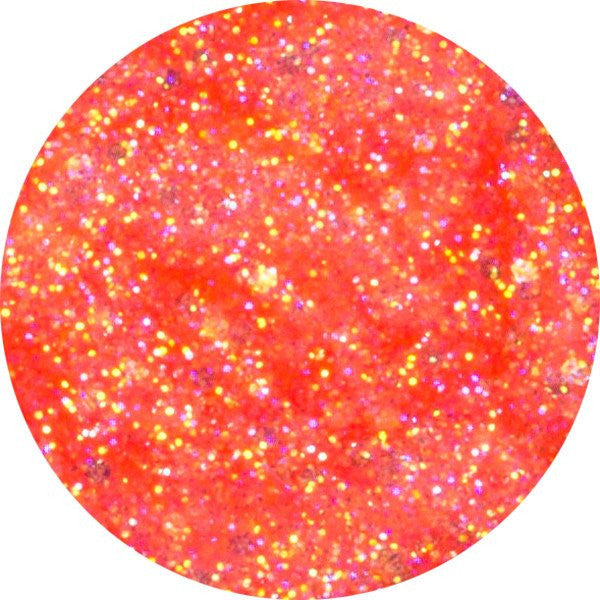 Mango Crush - UV/LED Glitter Gel - 17ml