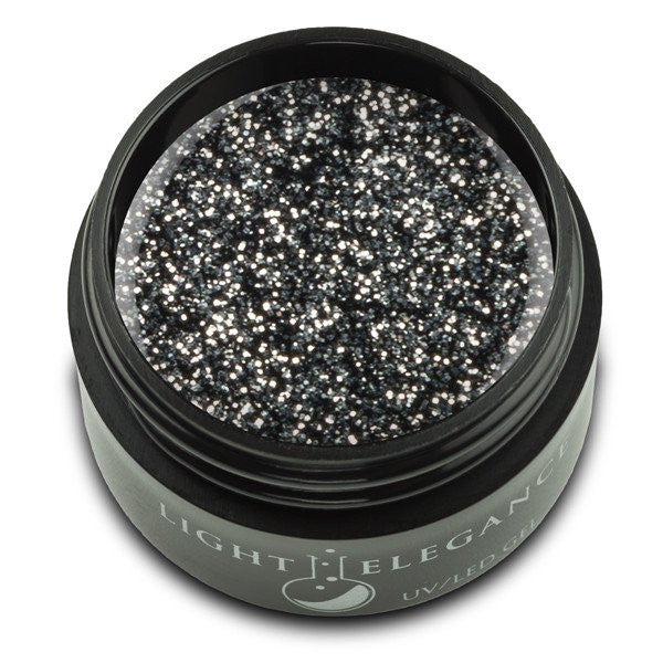 Tuxedo - UV/LED Glitter Gel - 17ml