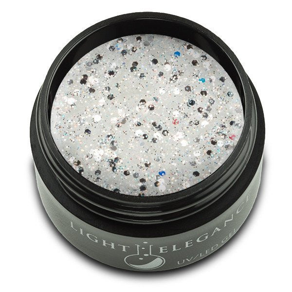 Big Diamond - UV/LED Glitter Gel - 17ml