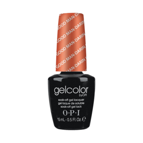 OPI Gel Colors - A Good Man-Darin Is Hard to Find - GC H47