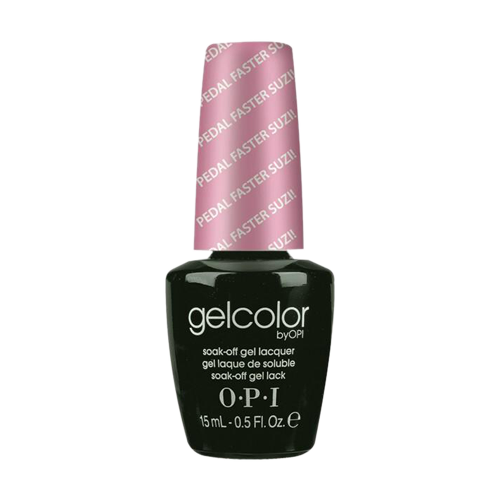 OPI Gel Colors - Pedal faster Suzi! - GC H60