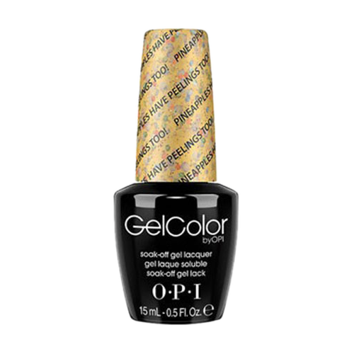 OPI Gel Colors - Pineapples Have Peelings Too! (Hawaii) - GC H76