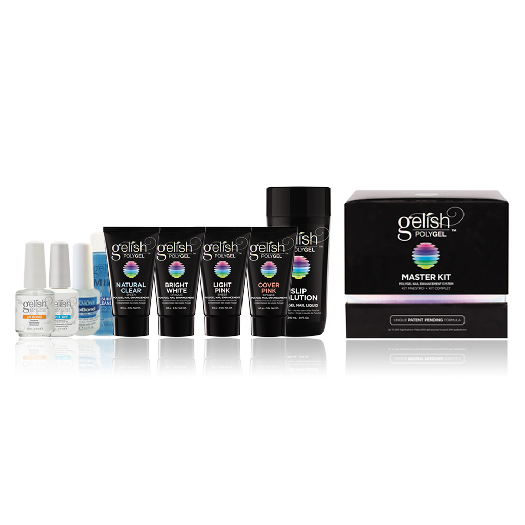 Gelish - Poly Gel Master Kit