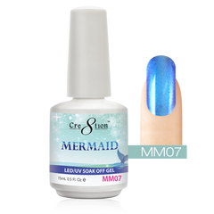 Cre8tion - Mermaid Soak Off Gel .5oz MM07