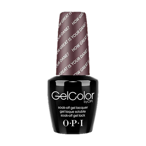 OPI Gel Colors - How Great Is Your Dane? - GC N44