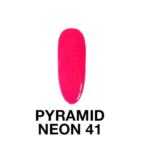 Pyramid 2 in 1 - Acrylic / Dip Powder  Neon 2 oz