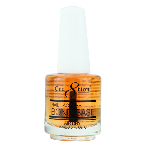 Cre8tion - Nail Lacquer Bond Base .5oz