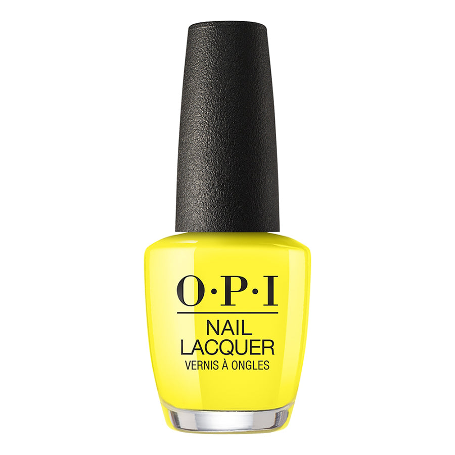 OPI Nail Lacquer - PUMP Up the Volume - NL N70 (Neon Collection 2019)