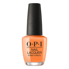 OPI Nail Lacquer - Orange You a Rock Star? - NL N71 (Neon Collection 2019)