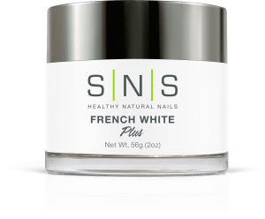 SNS Dipping Powder French White