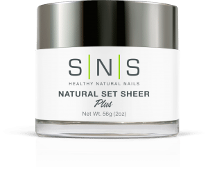 SNS Dipping Powder Natural Set Sheer