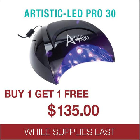 Artistic - LED Pro 30 - Buy 1 get 1 free