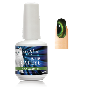 Cre8tion - Super Cat Eye 0.5 oz - SC06