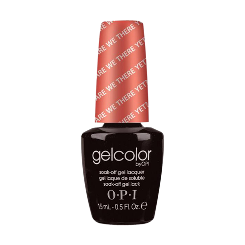OPI Gel Colors - Are We There Yet? - GC T23