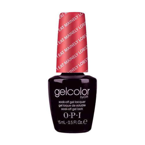OPI Gel Colors - I Eat Mainely Lobster - GC T30