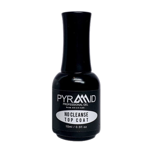 Pyramid Top Coat No Cleanse, 0.5oz