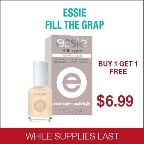 Essie Fill The Gap - Buy 1 get 1 free