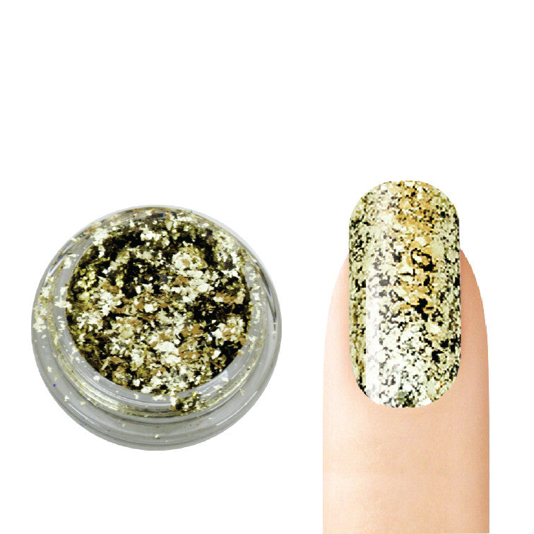 Cre8tion - Nail Art Effect - Chameleon Flakes - C22 - 0.5g