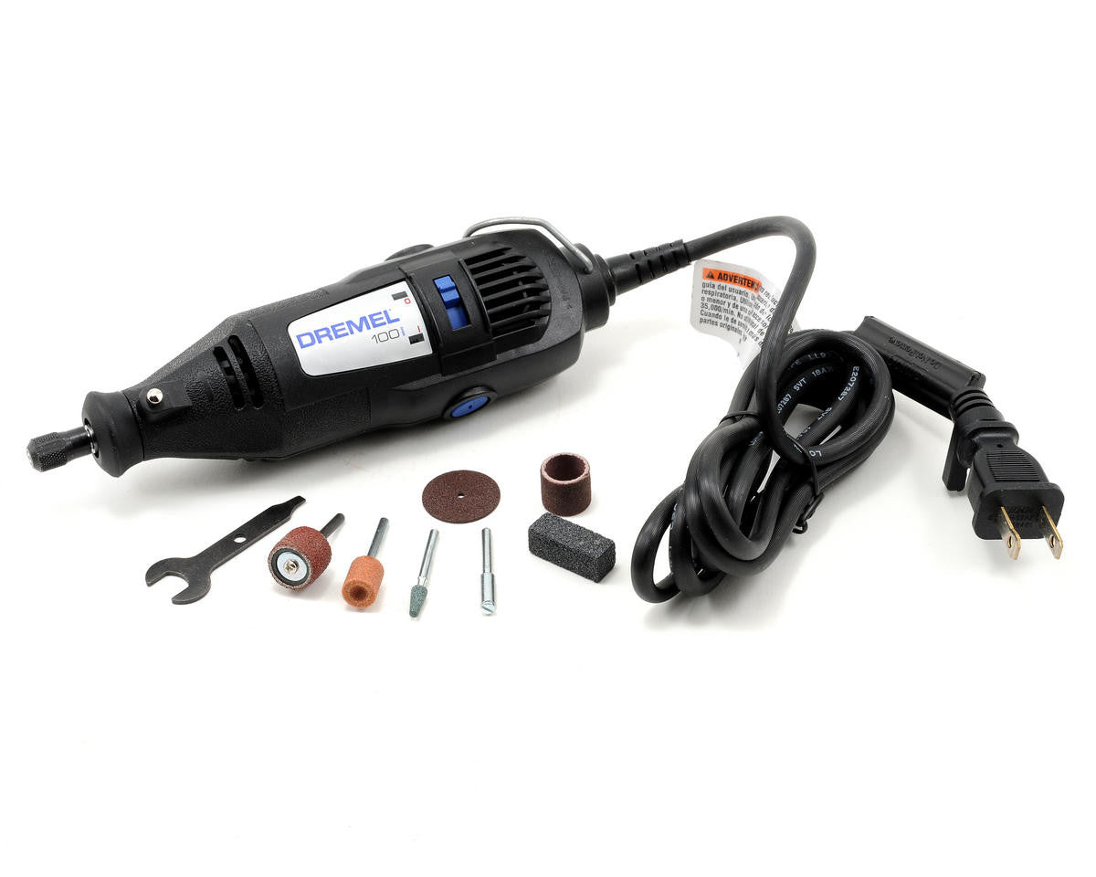 Dremel 100 Series - Single-Speed Rotary Tool (Basic) - Included 7 Accessories - 100-N/7