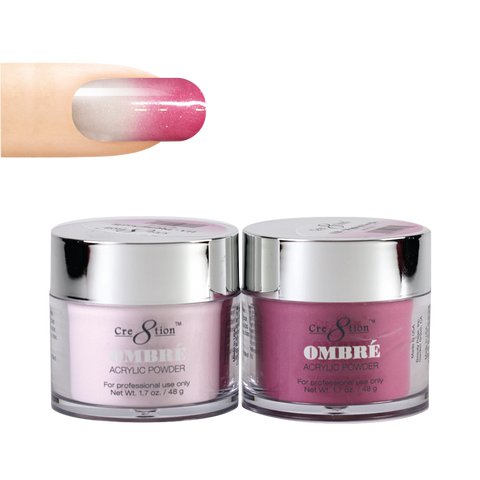 Cre8tion - Ombre Powder Dip & Acrylic - Pair 11
