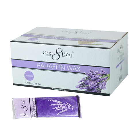 Cre8tion - Paraffin Wax - Lavender