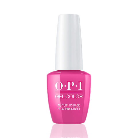 OPI Gel Colors - No Turning Back  From Pink Street GC L19